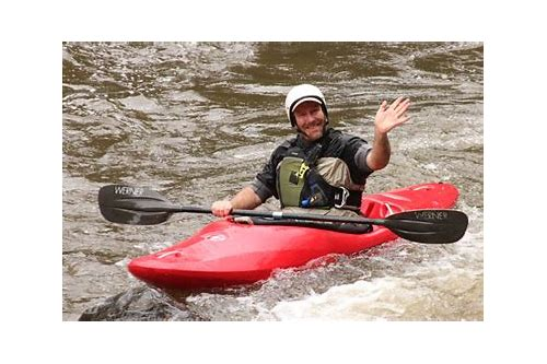 white water kayak package deals