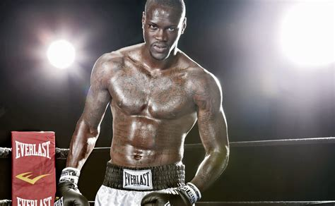Search For The Wilder Deontay Wilder Boxing Record