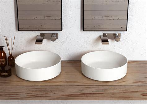 with bowl on top shui comfort on top bowl waschtische von ceramica cielo