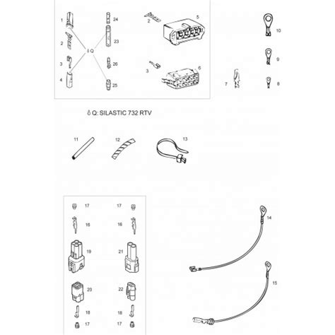 diagrams 1143801 rotax 503 wiring harness bosch points
