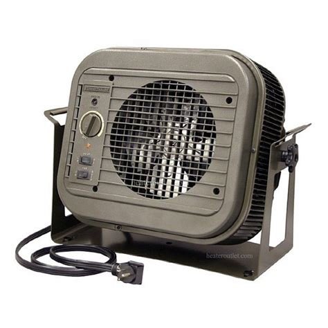 Garage Electric Heaters by Qmark Qph4a Electric Shop Garage Space Heater 4 000