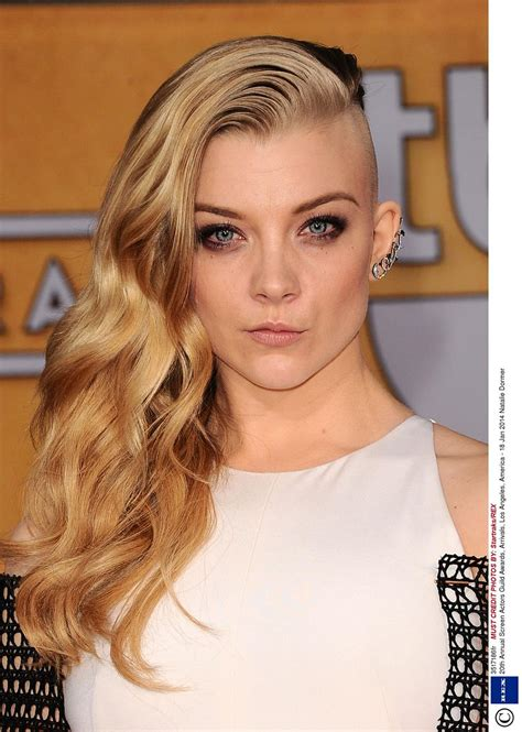 natalie dormer shave you find attractive