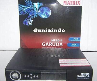Harga Matrix Garuda harga matrix garuda mpeg4 nico satelit