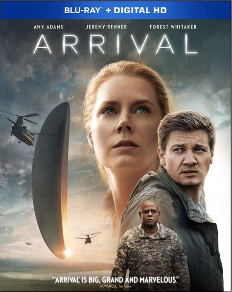 blu film us arrival dvd release date february 14 2017