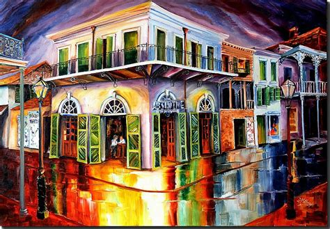 artist new orleans new orleans by diane millsap the absinthe house