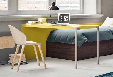 scrivania a muro scrivania a muro rettangolare slim clever