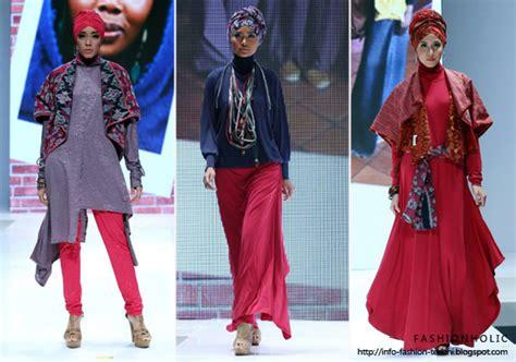 fashionholic tren busana muslim terbaru  najua yanti