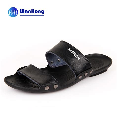 cheap sandals for get cheap mens slide sandals aliexpress