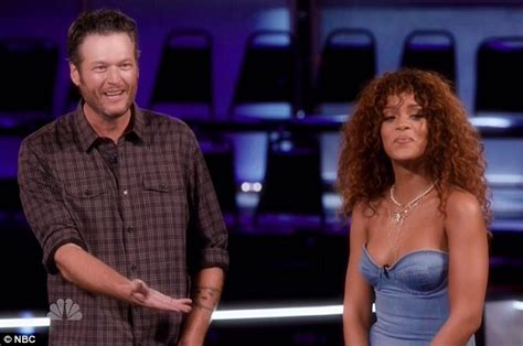 honey amy vachal rihanna takes over the voice in sneak peek of appearance