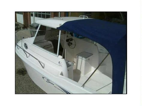 cabin fisher boat saver 540 cabin fisher inautia inautia