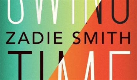 zadie smith swing time tzum recensie zadie smith swing time tzum