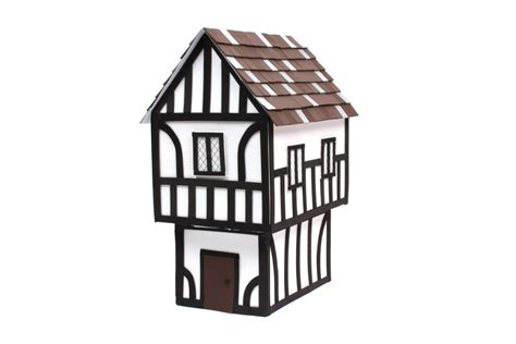 how to make a house a home how to make a tudor house hobbycraft