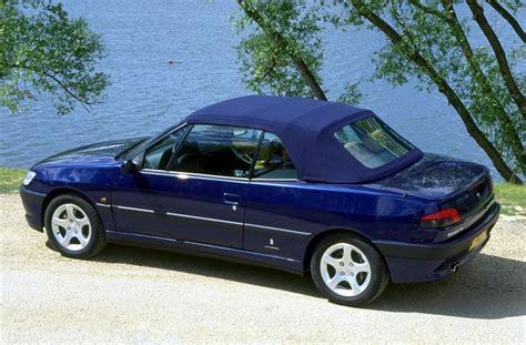 cabriolet peugeot peugeot 306 cabriolet 1 6 1997 parts specs