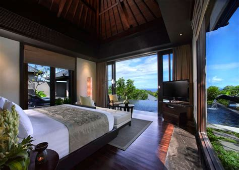banyan tree ungasan bali  indonesia architecture design
