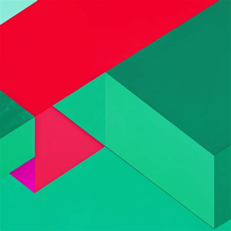 wallpaper android red freeios7 vl21 android marshmallow new greener red