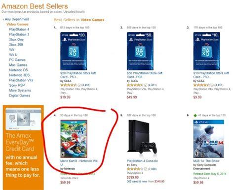 Best Seller Ps4 Vr Karts Reg 1 mario kart 8 surpasses the ps4 on best seller list nintendotoday
