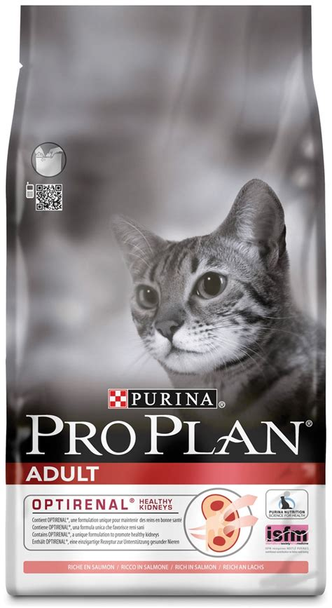 Cat Food Proplan Dewasapro Plan Adlt Cat Salmon Optirenal New 7 Kg purina pro plan rich in salmon with optirenal cat food