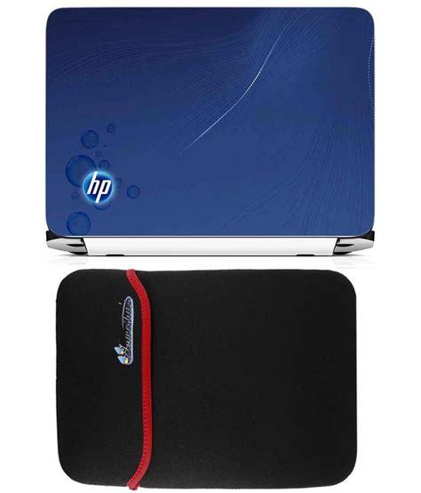Sleave Hp 10 Inchi anwesha s reversible laptop sleeve with laptop skin 15 6