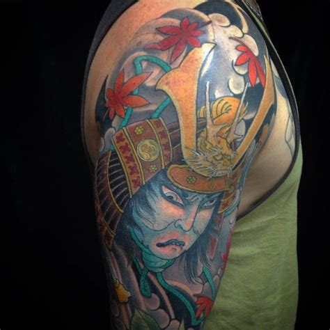 tattoo japanese face 75 best japanese samurai tattoo designs meanings 2018