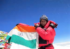 Bachendri Pal Essay by Bachendri Pal To Lead All Expedition To Mt Everest