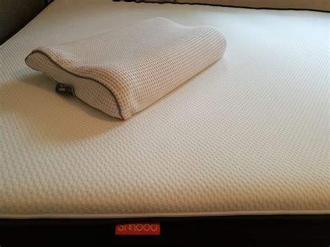 smood matratzen die smood matratze im detaillierten test optimales