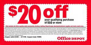 Office Depot Discount Office Depot Coupons Discount Offers