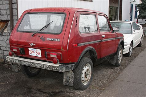 Lada Niva 1993 1993 Lada Niva Flickr Photo