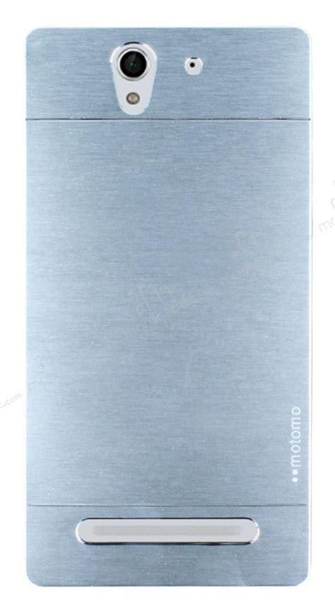 Motomo 3d For Xperia C3 motomo sony xperia c3 metal silver rubber k箟l箟f stoktan teslim