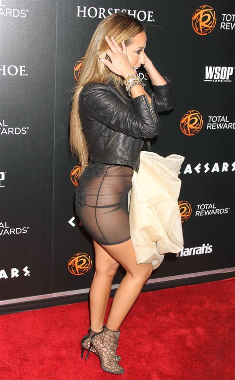 Adrienne Bailon Wardrobe by Caesars Entertainment Kick Of Quot Escape To Total Rewards