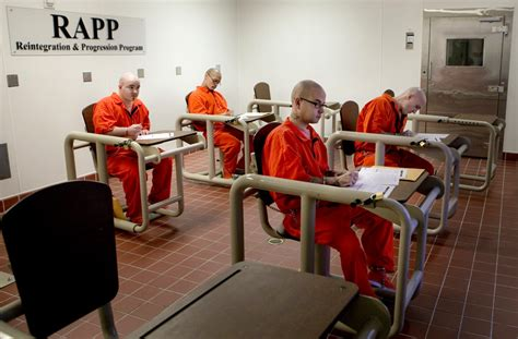 Modification Mental Illness by New Treatment For Mentally Ill In Solitary Confinement At