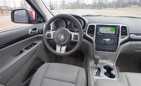 jeep grand cherokee laredo interior car and driver