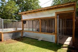 Backyard Fence For Dogs Home Improvement Operation Dog Kennels 187 Nizhoni Pet