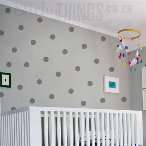 polka dot wall stickers large polka dot wall sticker wall pattern decal stickers