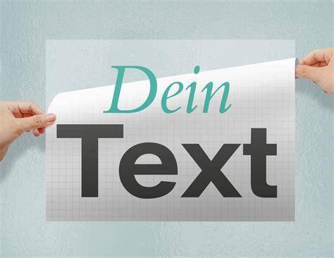 Klebebuchstaben Auf Rechnung by Klebebuchstaben Folienschrift Selbst Gestalten