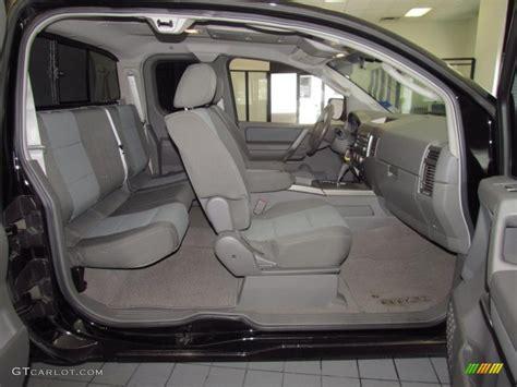 2006 Nissan Titan Interior by 2006 Nissan Titan Se King Cab Interior Photos Gtcarlot