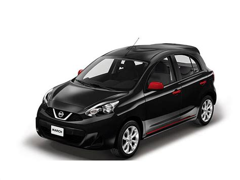 march nissan 2016 precio nissan march unlimited 2016 autocosmos com