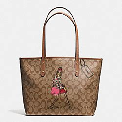 Coach F57510 Tote Snake Embossed Patchwork bonnie cashin signature zip top tote f57617 imitation