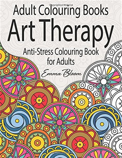 Colouring Books An Therapy Anti Stress Col