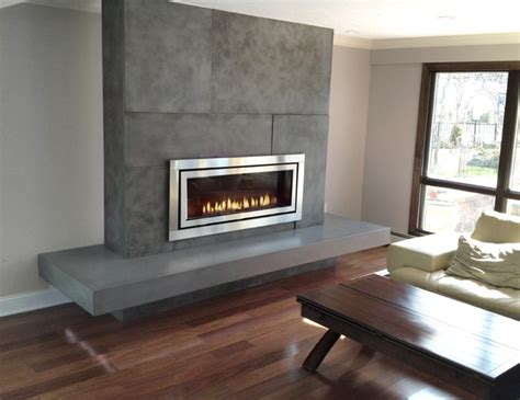 modern fireplace hearth gas fireplace surround contemporary living room new