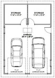 How Wide Is A Two Car Garage by Garage Dimensions Google Search Andrew Garage