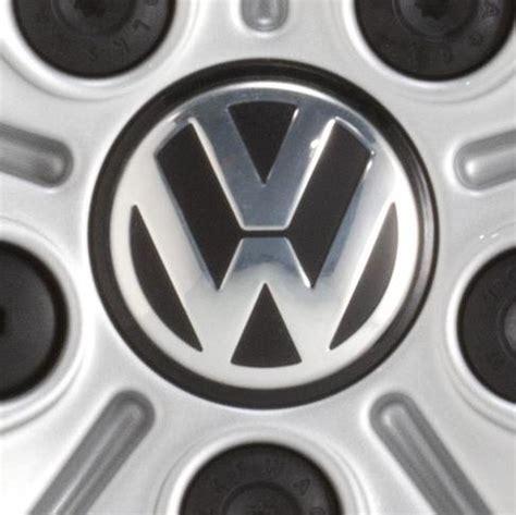 volkswagen tiguan  alloy wheel center cap