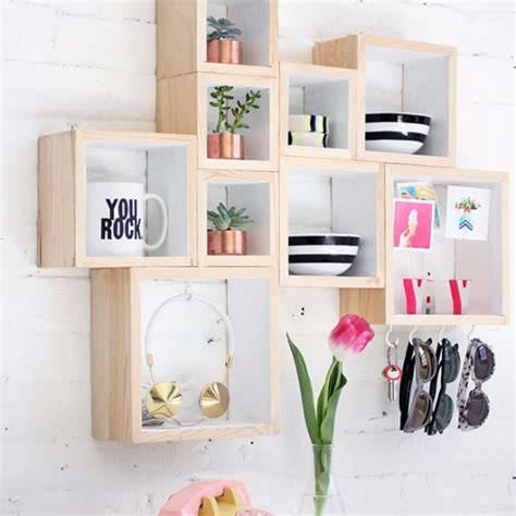 diy room decor ideas for diy box storage