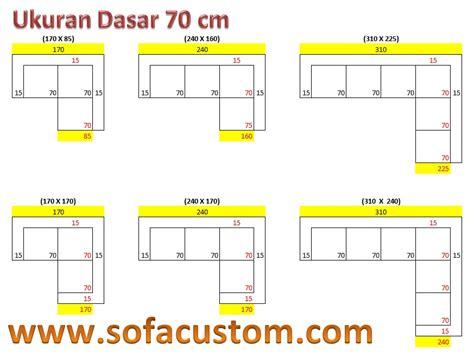 Sofa L Biasa design ukuran sofa l buat sofa sesuai keinginan