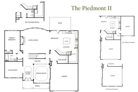 Just Garage Plans Piedmont Ii Lowe Properties