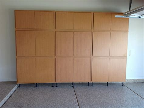 garage storage cabinets phoenix unfinished plywood garage cabinets fanti blog