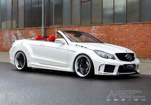 mercedes e class cabriolet gets a new look from mec