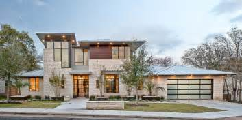 Modern Home Design Texas Contemporary Texas Residence Combines Antique Touches With