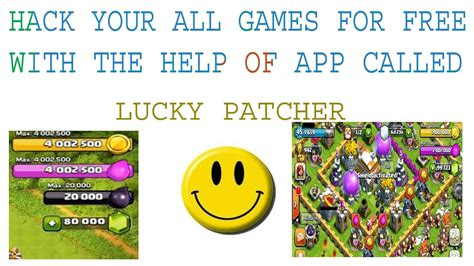 mod game with lucky patcher how to hack the game using lucky patcher youtube