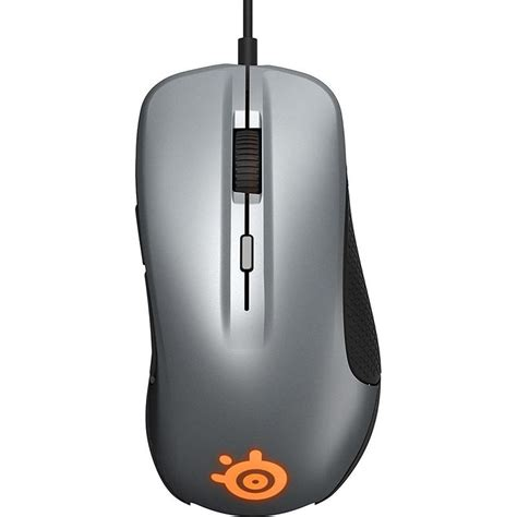 Mouse Steelseries Rival 300 Silver by Steelseries Rival 300 Silver