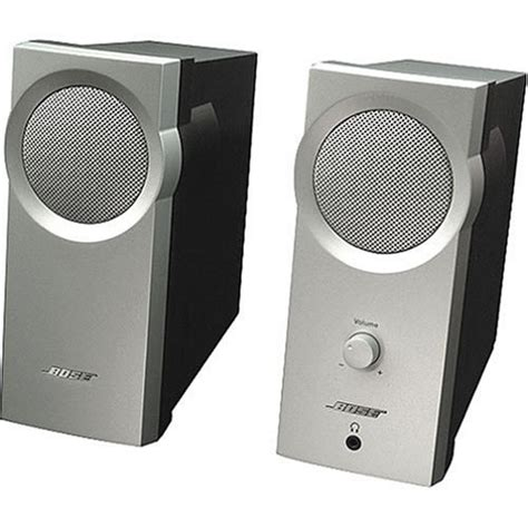 1 bose companion 2 multimedia speaker system for sale speakers 8634